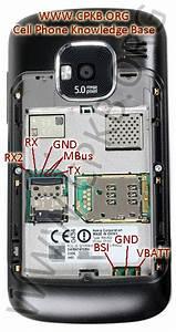 Nokia E5-00 Pinout