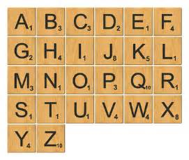 image gallery scrabble tiles