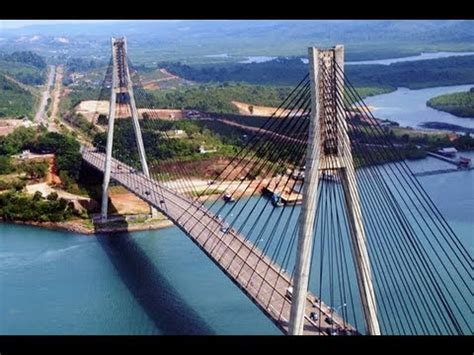 barelang bridge  batam island wonderful indonesia