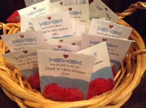 theme wedding favors 25 great ideas about fish wedding on fishing wedding themes fishing wedding and