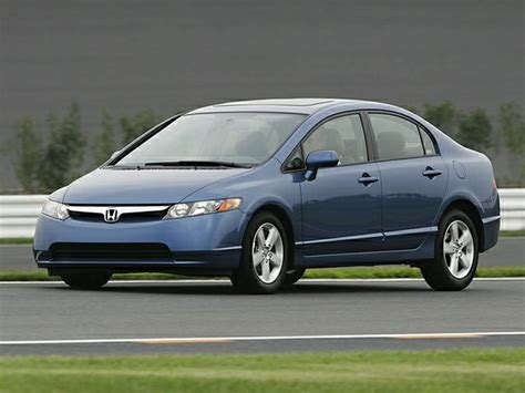 2007 Honda Civic Information