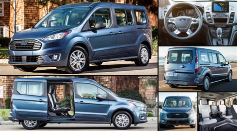 ford transit connect wagon  pictures information