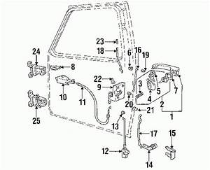 1994 Ford F150 Parts Diagram