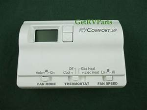 Coleman 8530a3451 Rv Air Conditioner Ac Digital Thermostat