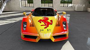 Photos De Ferrari : ferrari enzo ferrari de trf tuning 80 dans la vitrine de forza motorsport 5 ~ Medecine-chirurgie-esthetiques.com Avis de Voitures
