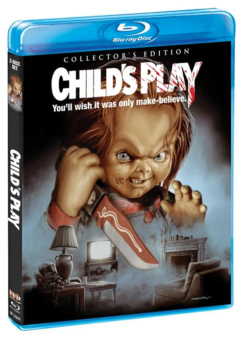 special features revealed  childs play collectors