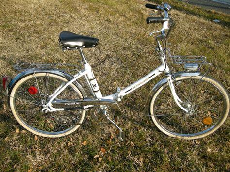 Peugeot Folding Bike peugeot 1970s folding bike almost exactly like mine