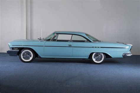 1962 CHRYSLER NEWPORT 2 DOOR COUPE - 157692