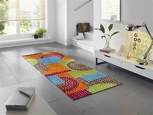 Schmutzfangmatte 100 X 200 : wash dry ethno pop waschbarer teppich ~ Bigdaddyawards.com Haus und Dekorationen