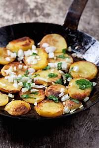 Pommes de terre sautées, pommes de terre rissolées