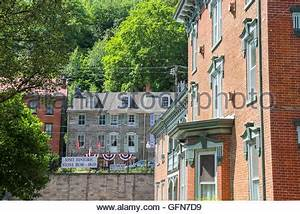Jim Thorpe Pennsylvania Stock Photo, Royalty Free Image ...
