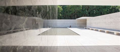 Mies Der Rohe Barcelona Pavillon by Mies Der Rohe Barcelona Pavillon Gallery Of Mies