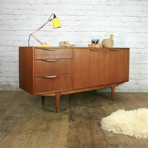 Second Sideboard by Small Mcintosh Teak Dunvegan Sideboard Second