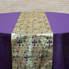 mardi gras table cloth table linens mardi gras craftoutlet com