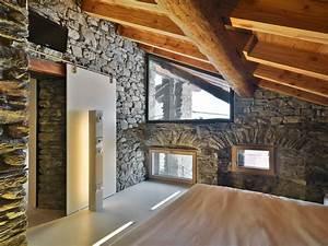 case in pietra e legno Cerca con Google INTERNI CASE