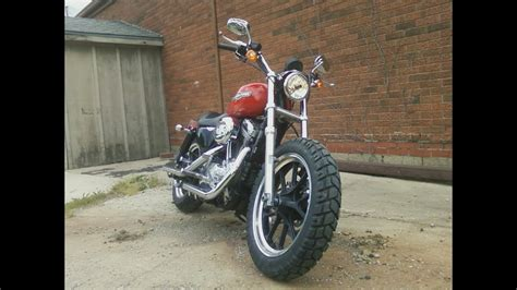 Harley Davidson Sportster 2011 Custom Off