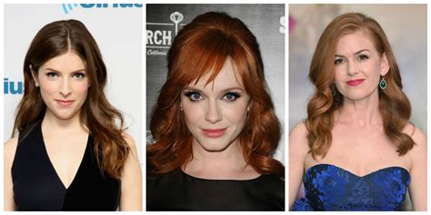 Hairstyles And Cuts For Red Heads