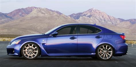 lexus is blue lexus is
