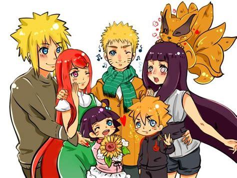 Uzumaki Family Tree By Blackotakuz On Deviantart