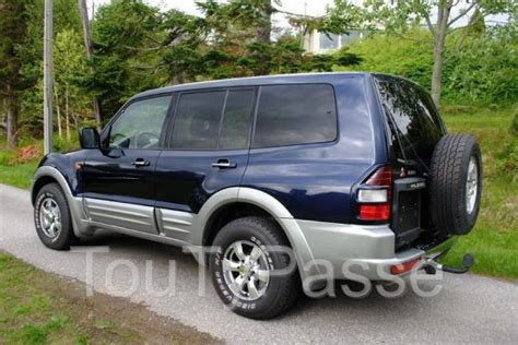 Mitsubishi Bell by Mitsubishi Pajero 7 Places Is 232 Re