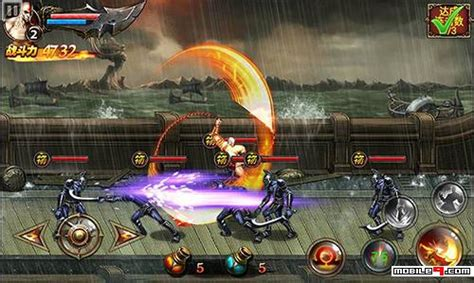 god  war chains  olympus android games apk