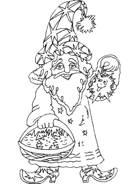 wizard  fantasy coloring pages coloring page book  kids