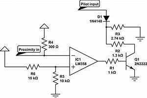 automotive electric car quotj1772quot charger quotpilotquot signal With adding in circuitry