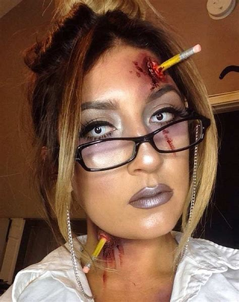 25+ Best Ideas About Zombie Makeup Easy On Pinterest