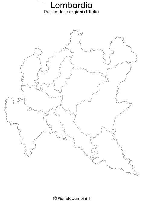 Cartina Muta Lombardia Da Completare.Cartina Politica Italia Drone Fest