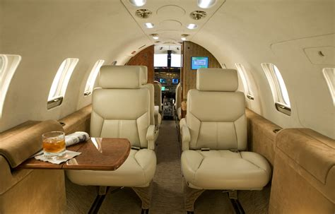 Interior Aircraft Design by Best Jets Ltd Breathes New Into Learjets Airport