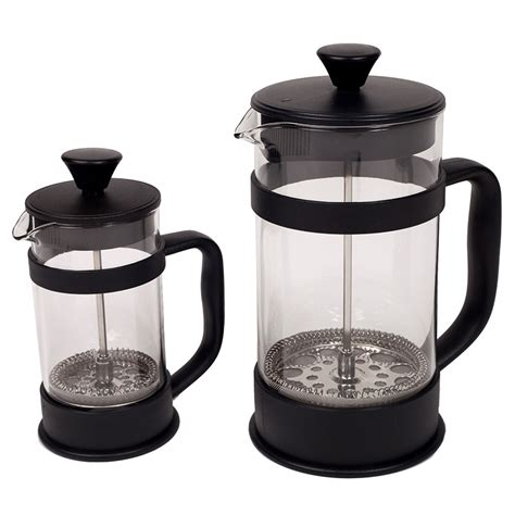The coffee plunger, also known as a french press or cafetière, hasn't changed much since its invention in 1929. Plastic Coffee Plunger 3 Cup - Weatherdon New Zealand
