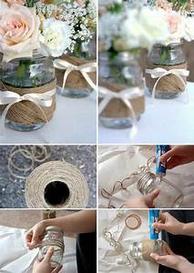 Tischdeko Ideen Selbermachen : tischdeko selber machen 30 ideen fr tischdeko zur hochzeit zum selbermachen nowaday garden ~ Orissabook.com Haus und Dekorationen