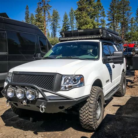 Ford Expedition Road by 2018 Adventure Expo Rowdy Builds For Road