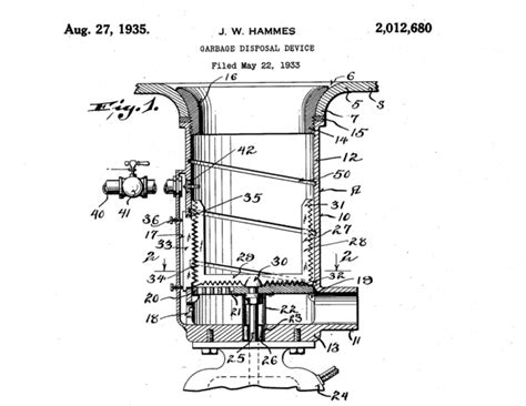 who invented the kitchen sink significant technologies that aided in the advancement of 1886