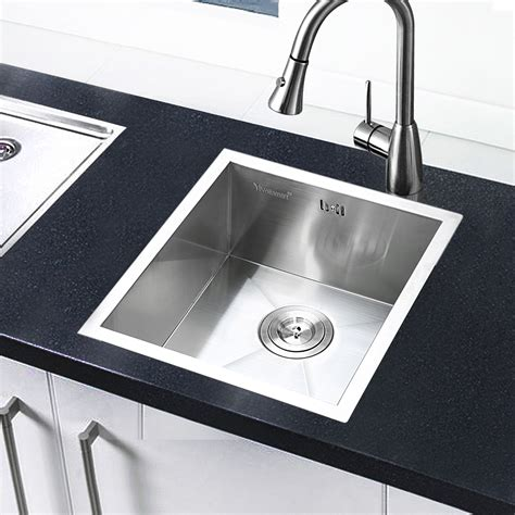 single or double sink handmade stainless steel kitchen sink single double bowl