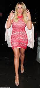 Billie Faiers Looks Stunning At Her In The Style Fahion