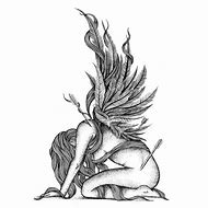 Best 25 ideas about fallen angel wings tattoo find what youll love fallen angel drawings altavistaventures Choice Image