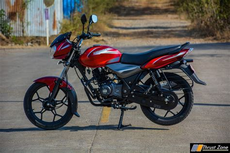 2018 Bajaj Discover 110 Review, First Ride - A ...