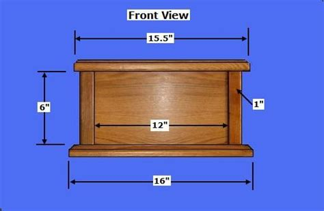 wood cremation urn box plans   build wood cremation urns cnc   burial urns