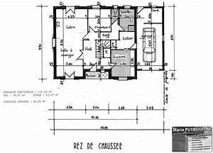 exemple de plan d une maison newsindoco With exemple de plan d une maison