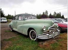 Seattle's Classics 1947 Pontiac Streemliner Sedan