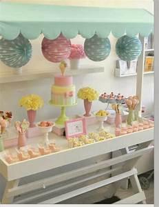 Deco Table Bapteme Fille : cool d coration de bapt me pour une princesse ~ Preciouscoupons.com Idées de Décoration
