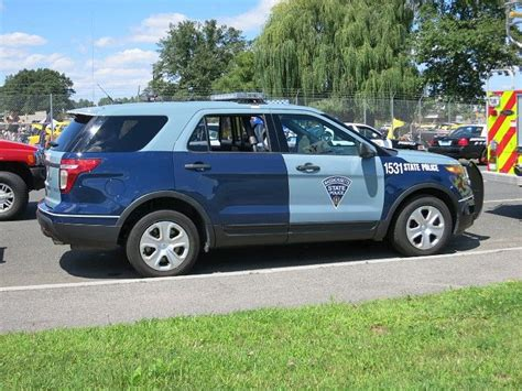 Ma Ford by Massachusetts State Ford Explorer Modern