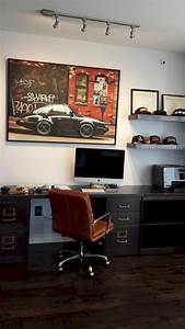 This, Amazing, Home, Office, Masculine, Is, Seriously, An, Interesting, Style, Construct