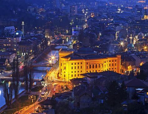 si鑒e sarajevo cinque tra le città più della bosnia erzegovina cinque cose