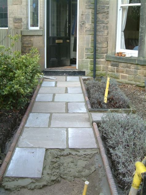 path edging front path and victorian edging tiles olive garden design and landscaping front yard