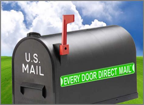 every door direct print marketing services direct mail eddm