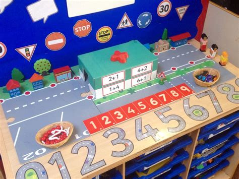 interactive maths display simple addition  twinkl