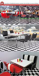 American Diner Möbel : barhocker elvis american diner 50er jahre retro bistrohocker rot chrom ~ Sanjose-hotels-ca.com Haus und Dekorationen