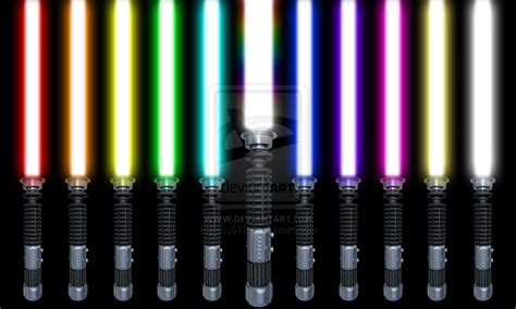what color lightsaber lightsaber color what color lightsaber would you wield